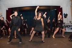 Dancing with the EC Stars :: 2.27.14