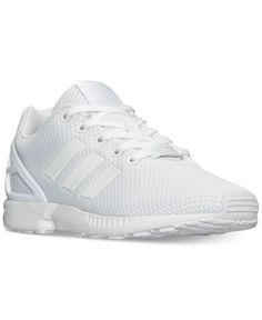 online store 3f2d2 3d46d adidas Big Boys  ZX Flux Casual Sneakers from Finish Line   Reviews -  Finish Line Athletic Shoes - Kids - Macy s