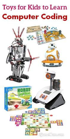 12 cool toys for kids to learn computer coding, with hands on interactive activities, kids not only learn programming, but also strategy and problem solving. More importantly it is fun. These are great STEM gift ideas for kids from preschool to high school.