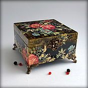 I will show you how to decoupage a lovely tea box from. I used decoupage glue and paper napkins. Diy Kids Furniture, Diy Pallet Furniture, Woodworking Furniture, Furniture Storage, Woodworking For Kids, Woodworking Crafts, Japanese Woodworking, Woodworking Garage, Woodworking Workshop