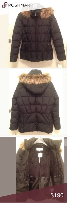 Calvin Klein Puffer Coat! This is a brand new Calvin Klein women's puffer coat in size small. It is rated for up to -8 degrees by Calvin Klein. Its super warm and very comfortable. This coat is $225.00! Get it while its still available! Calvin Klein Jackets & Coats Puffers
