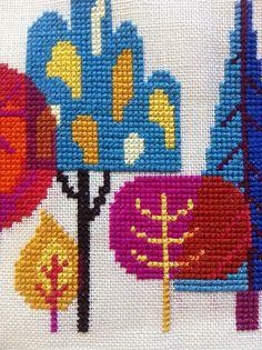 satsuma_street_forest_trees_cross_stitch_embroidery_pattern