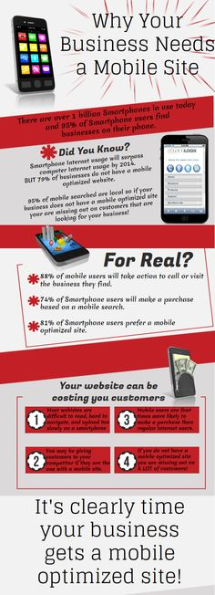 Great infographic from Kingston Mobile Marketing reveals amazing stats on the rapid growth of mobile device usage and why it is important that you website is mobile friendly.