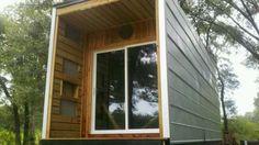 Tiny House on Wheels: Pallet stud walls | 1001 Pallets