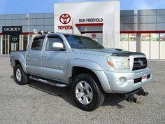 2006 Toyota Tacoma, 131,082 miles, $18,000.