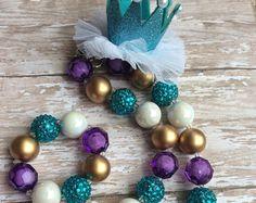 Bracelets de faveur Shell fête... fête de par GirlzNGlitter sur Etsy