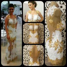 Vestido formatura lindo por Gabriela Casagrande Ateliê exclusivo sob medida.