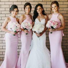 Lovely bridesmaids #whiterunway #jadore #realrunway #realwedding #weddingfashion