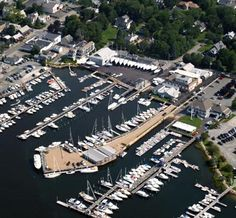 South Wharf Yacht Yard, South Dartmouth, MA