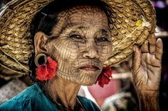 LAST OF THE CHIN TRIBE Photo by Craig Stevenson -- National Geographic Your Shot