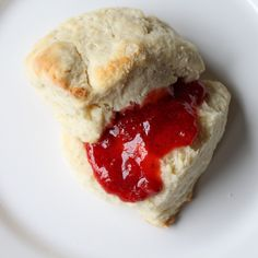 Plain Scone. This one was super easy and came out great! 400 degrees for 15 min