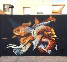 Malakkai in Andalusia, Spain, 2018