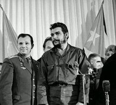 V.I. Lenin Yuri, Soviet Art, Soviet Union, Juri Gagarin, Ernesto Che Guevara, Back In The Ussr, Fidel Castro, Karl Marx, First Humans