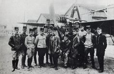 Austria-Hungary's Royal and Imperial flying school Austro Hungarian, My Ancestors, European History, World War I, Belle Epoque, Wwi, Military Aircraft, Hungary, First World