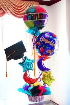 arreglo de flores para graduacion - Buscar con Google