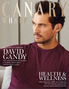 Cover of the January 2016 issue of @CanaryWharfMag