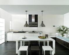 kleine zimmerrenovierung esszimmer fusboden idee, 58 besten küchenzeilen bilder auf pinterest | decorating kitchen, Innenarchitektur