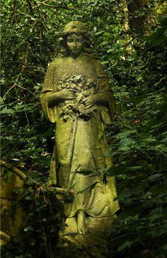 Nunhead Cemetery, London, England