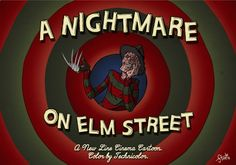 A Nightmare On Elm Street - http://www.dravenstales.ch/a-nightmare-on-elm-street/