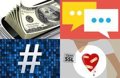 April Monthly Roundup of Security News #Heartbleed #WindowsXP #bankingmalware