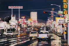 Ernst Haas. Albuquerque, 1969