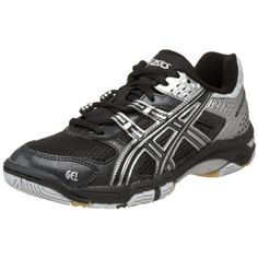 Asics Gel Rocket Ladies Indoor Court Shoes -- Aesthetically pleasing and a  sturdy 71accbbc8487c