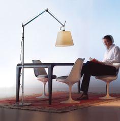 Tolomeo Mega Floor Lamp | Artemide at Lightology