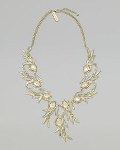 I love the fish shapes, swimming upstream Kendra Scott Magnolia Necklace, Mother-of-Pearl - Neiman Marcus
