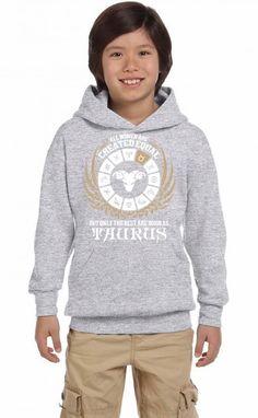 Taurus Women Youth Hoodie