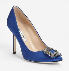 If you love the idea of an iconic wedding shoe then you can't go wrong with Carrie Bradshaw's shoe of choice!