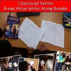 I Survived Series Read Aloud Write Along 14 Book Bundle Book Club Books, Book Series, Book Clubs, Manchester United, Real Madrid, Lauren Tarshis, Barcelona, Balanced Literacy, Literature Circles