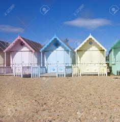 wooden beach hut - Google Search