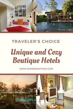 Unique and Cozy Boutique Hotels from around the world. Best hotels by expert travelers :)  #hotels #boutique #traveltips