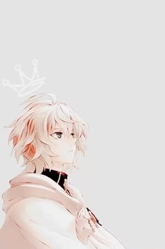 I don\'t know his name or the anime, but he looks cute ^^