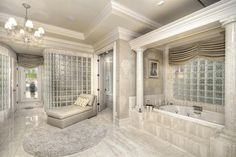 luxury bathrooms lounge and fireplace. I want