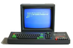 Amstrad CPC 464 My first computer, complete with tape deck. Alter Computer, Micro Computer, Home Computer, Computer Science, Apple Macintosh, Radios, 8 Bits, Old Computers, Childhood Memories