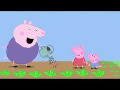 Peppa Pig: Gardening. Cartoons for Kids/Children - YouTube