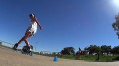 Freestyle Roller Slalom - Rider: Juli Balleto (La Plata)