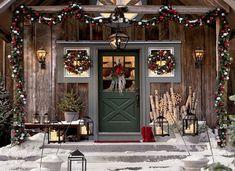 Adornos navideños para exteriores y precauciones para que no se estropeen - https://navidad.es/adornos-navidenos-para-exteriores/