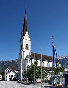 Eschen, Liechtenstein