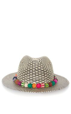 Shop Star Single Band Panama Hat by Valdez Panama Hats - Moda Operandi