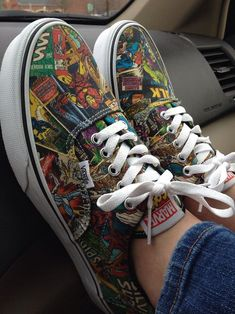 Amazing Astonishing Useful Tips: Fashion Shoes sport shoes air.Shoes Quotes Beauty d. - Women's Jewelry and Accessories-Women Fashion Grunge Look, Soft Grunge Outfits, Mode Grunge, Grunge Shoes, Grunge Style, Marvel Shoes, Marvel Clothes, Vans Customisées, Vans Sneakers
