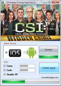 CSI Hidden Crimes Hack Tool Telecharger Gratuit Download: http://ios-androidapp.com/csi-hidden-crimes-hack-tool-triche/