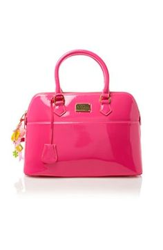 Paul's Boutique 'Maisy' pink bag
