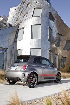 2012 Fiat 500 Abarth...ajahahah!!