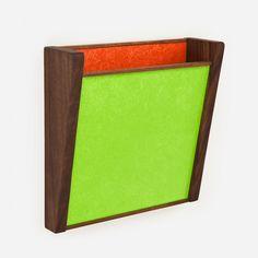 Case Study® Fiberglass Wall Pocket - Accessories - Modernica