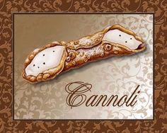 Cannoli (Jennifer Huber)