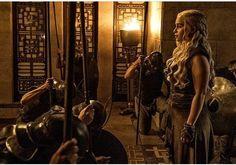 Queen Daenerys Stormborn.