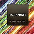 Adresses magasins de tissus sur Paris - LES ATELIERS DE CLARAINES
