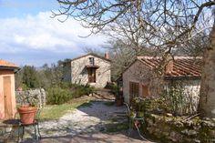 Immobilienangebot - Boccheggiano - Agriturismo mit 11 Hektar Land inmitten mediterraner Macchia